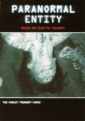 Paranormal Entity - Movie Cover (thumbnail)