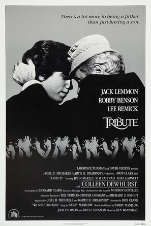 Tribute - Movie Poster (thumbnail)