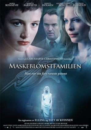 Maskeblomstfamilien - Norwegian Movie Poster (thumbnail)