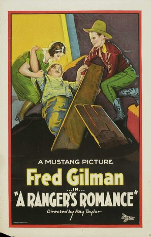 A Ranger's Romance - Movie Poster (thumbnail)