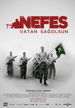 Nefes - Turkish Movie Poster (thumbnail)