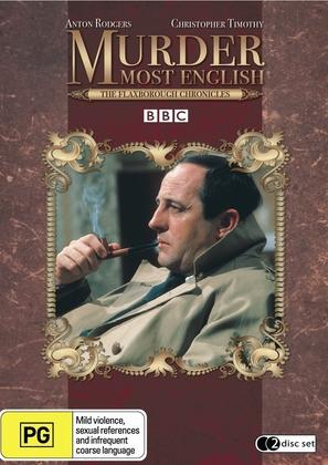 """Murder Most English: A Flaxborough Chronicle"" - Australian Movie Cover (thumbnail)"