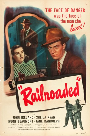 Railroaded! - Movie Poster (thumbnail)