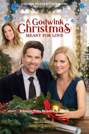 A Godwink Christmas: Meant for Love - Movie Poster (thumbnail)