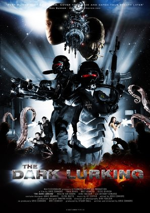 The Dark Lurking - Australian Movie Poster (thumbnail)