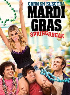 Mardi Gras: Spring Break - Movie Poster (thumbnail)
