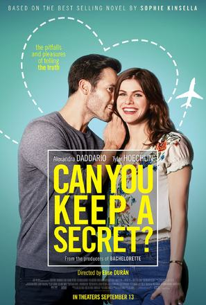 Can You Keep a Secret? - Movie Poster (thumbnail)