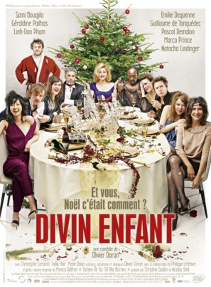Divin enfant - French Movie Poster (thumbnail)