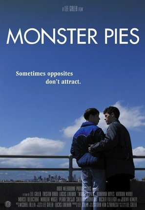 Monster Pies - Australian Movie Poster (thumbnail)