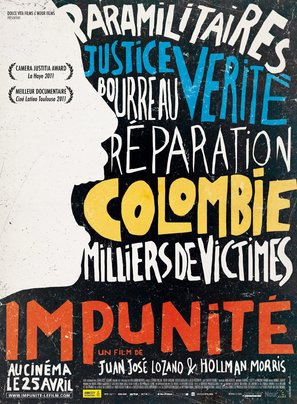 Impunity - French Movie Poster (thumbnail)
