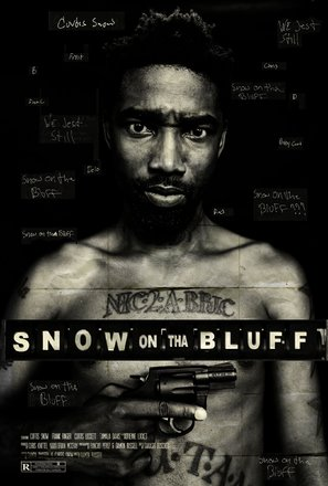 Snow on Tha Bluff - Movie Poster (thumbnail)