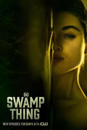 """""""Swamp Thing"""""""