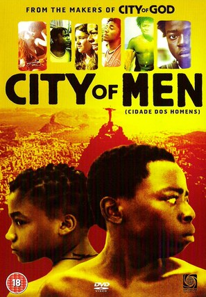 """Cidade dos Homens"" - Movie Cover (thumbnail)"