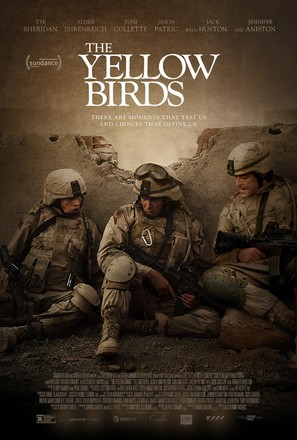 The Yellow Birds - Movie Poster (thumbnail)