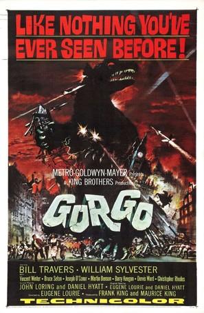 Gorgo - Movie Poster (thumbnail)