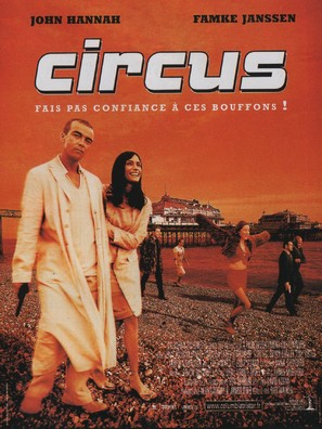 Circus - French Movie Poster (thumbnail)