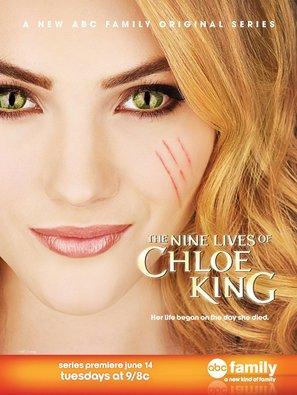 """The Nine Lives of Chloe King"" - Movie Poster (thumbnail)"