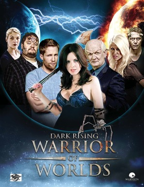 """Dark Rising: Warrior of Worlds"" - Canadian Movie Poster (thumbnail)"