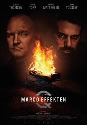Marco effekten - Danish Movie Poster (thumbnail)