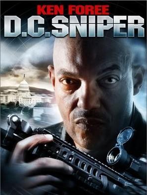 D.C. Sniper - DVD cover (thumbnail)