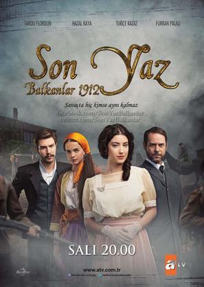 """Son Yaz - Balkanlar 1912"" - Turkish Movie Poster (thumbnail)"