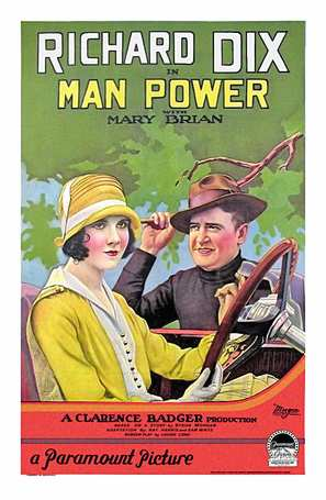 Man Power - Movie Poster (thumbnail)