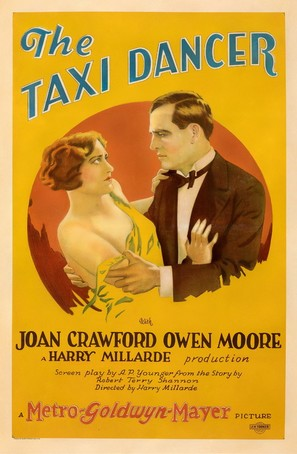 The Taxi Dancer - Movie Poster (thumbnail)