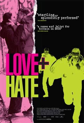 Love + Hate - poster (thumbnail)