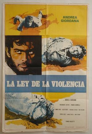 El desperado - Chilean Movie Poster (thumbnail)