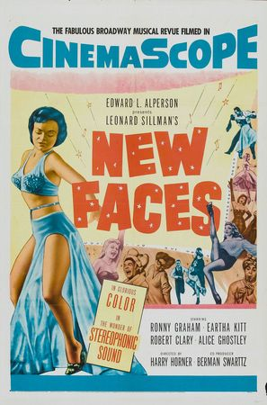 New Faces - Movie Poster (thumbnail)