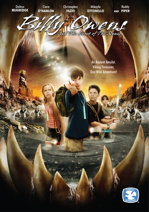 Billy Owens and the Secret of the Runes - DVD cover (thumbnail)