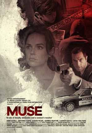 Muse - Canadian Movie Poster (thumbnail)
