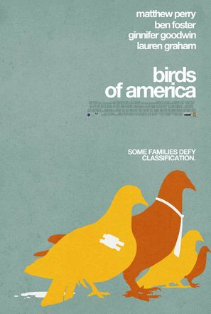 Birds of America - Movie Poster (thumbnail)