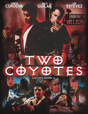 Two Coyotes - Movie Cover (thumbnail)