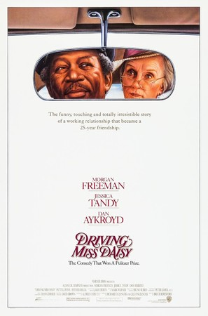 Driving Miss Daisy - Movie Poster (thumbnail)