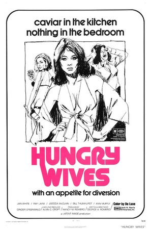 Hungry Wives - Movie Poster (thumbnail)