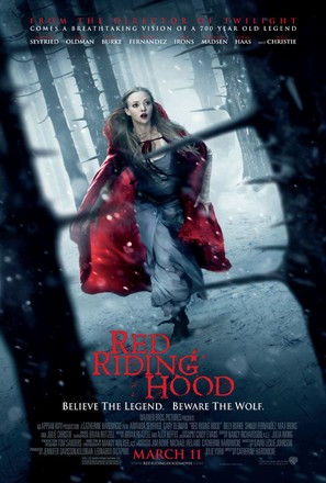 Red Riding Hood - Movie Poster (thumbnail)