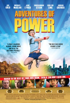 Adventures of Power - Movie Poster (thumbnail)