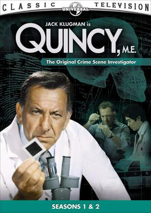 """Quincy M.E."" - Movie Cover (thumbnail)"