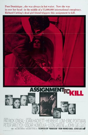 Assignment to Kill - Movie Poster (thumbnail)