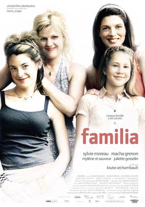 Familia - Canadian Movie Poster (thumbnail)