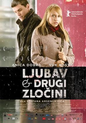 Ljubav i drugi zlocini - Serbian Movie Poster (thumbnail)