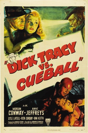 Dick Tracy vs. Cueball - Movie Poster (thumbnail)