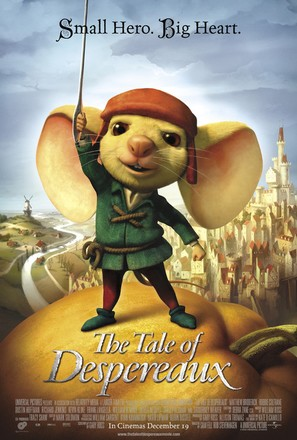 The Tale of Despereaux - Movie Poster (thumbnail)