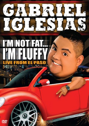 Gabriel Iglesias: I'm Not Fat... I'm Fluffy - Movie Cover (thumbnail)
