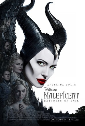 Maleficent: Mistress of Evil - Movie Poster (thumbnail)