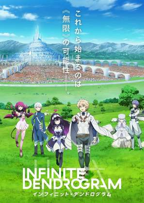 """Infinite Dendrogram"" - Japanese Movie Poster (thumbnail)"
