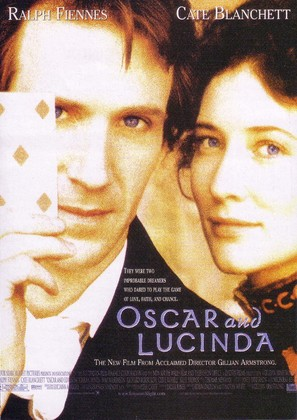 Oscar and Lucinda - Movie Poster (thumbnail)