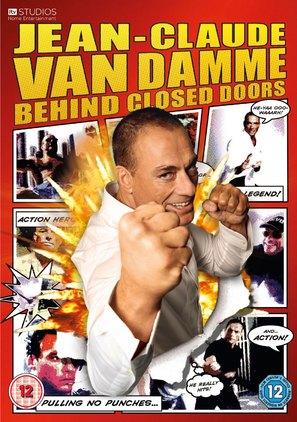 """Jean Claude Van Damme: Behind Closed Doors"" - British DVD movie cover (thumbnail)"