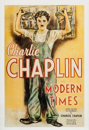 Modern Times - Movie Poster (thumbnail)